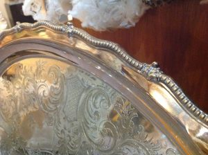 Silver Plate Trophy Tray 4