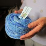 Hand dyed by Jershey