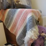 The Spotted Quoll throw