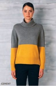 uimi Roxy jumper cement
