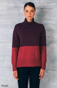 uimi Roxy jumper plum