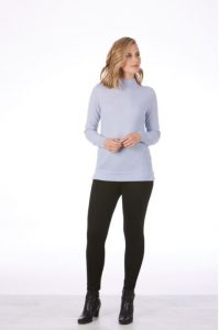 f8421 mock turtle pullover