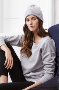 kiama sweater grey marl