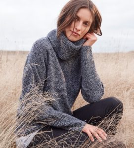 lennox cowl charcoal mix