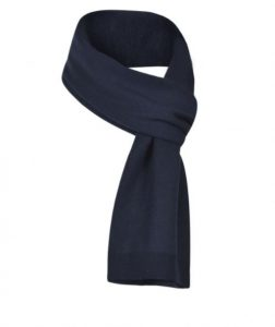 uni scarf midnight
