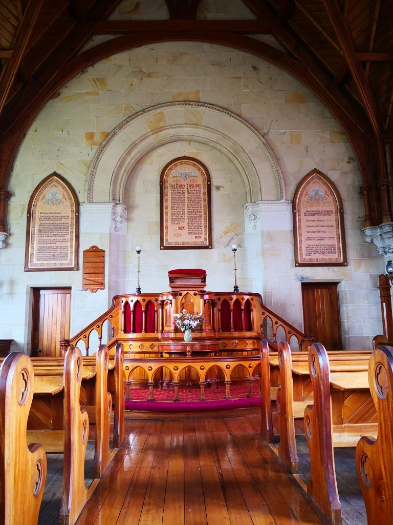 Ross Uniting Church 6