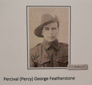 Percy George Featherstone