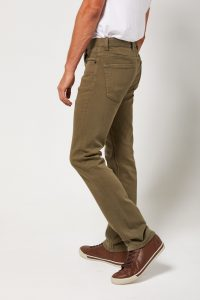 Toorallie ANDO REGULAR JEAN KHAKI