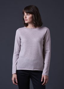 Uimi Phoebe top oyster