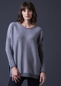 Uimi Tabitha jumper pewter