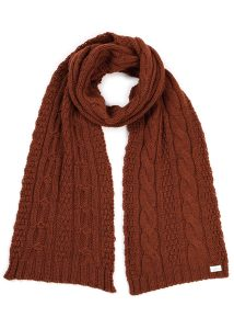 Uimi Trinity scarf ginger
