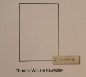 Thomas William Rawnsley