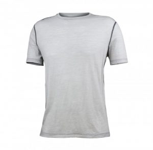 Wilderness wear cumulo short sleeve grey