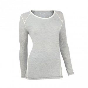 Wilderness wear cumulo long sleeve grey