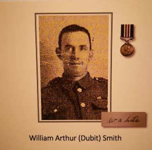 Willaim Arthur (Dubit) Smith