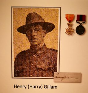 Henry (Harry) Gillam