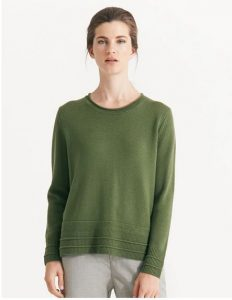Nikel and Sole Cortina Jumper, colour Riverbank