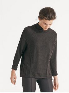 Nikel and Sole Salvadore jumper, colour Woodland