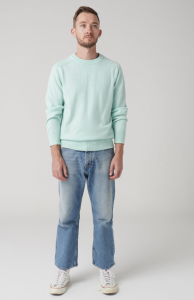 McIntyre Colin jumper in mint