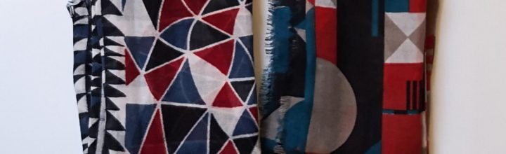 Gorgeous scarves for late summer evenings